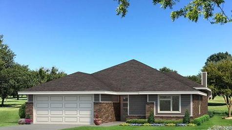 Homes by Taber Teagen B Elevation -Shades of Grey