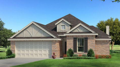 Homes by Taber Example of Brinklee Floorplan