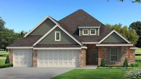 Homes by Taber Sage Bonus Room 2 Floor Plan