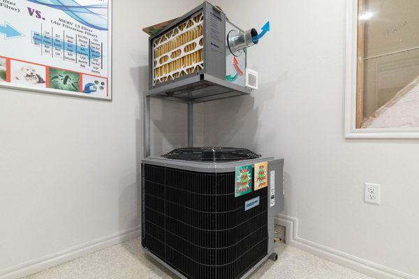 16 SEER High Efficient Air Conditioner