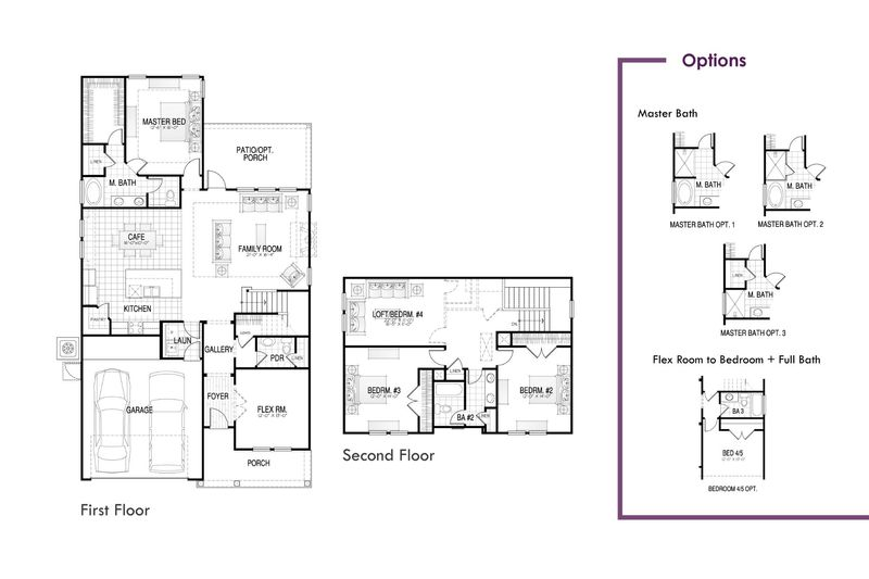 Harrington Floor Plan