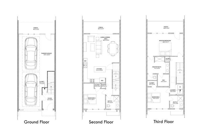 Soho Raised Floor Plan