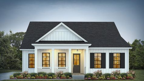Edisto Elevation 2 Ivory Port Color Package