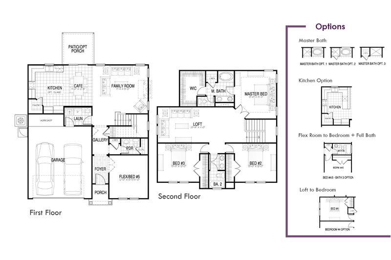 Church Hill Floor Plan