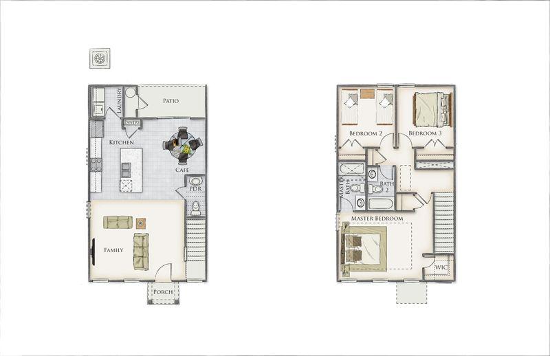 Dunlin Floor Plan