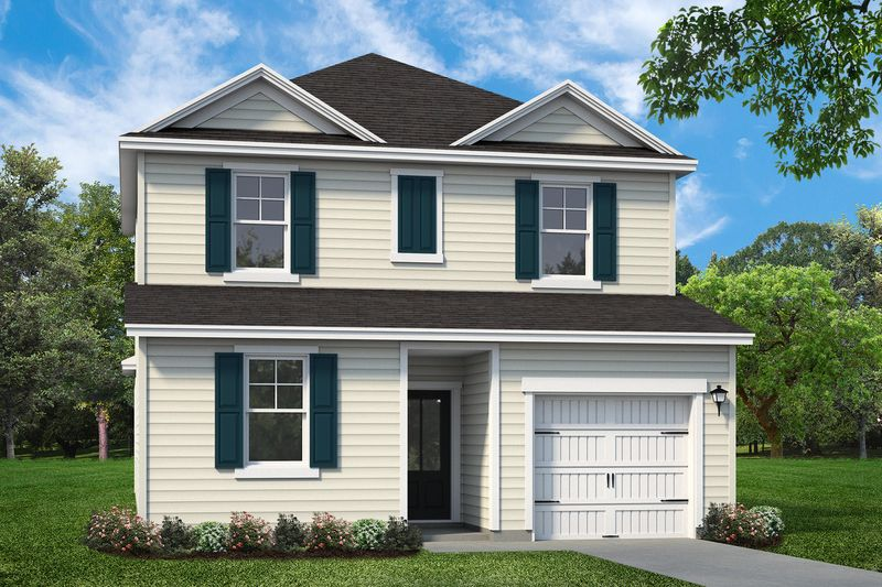 Adger II Lowcountry Elevation