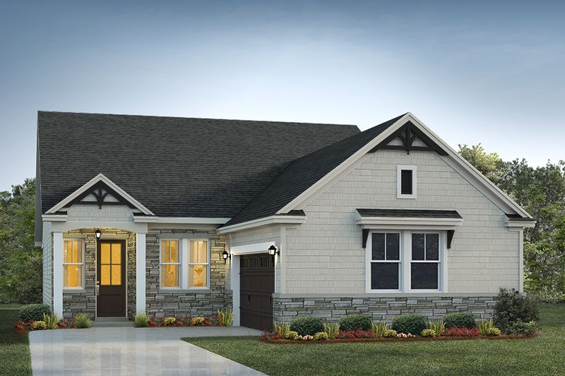 Saratoga Elevation 2 Cape Cod Color Package