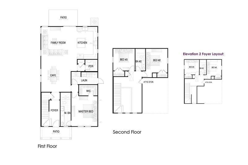 Ashepoo Floor Plan