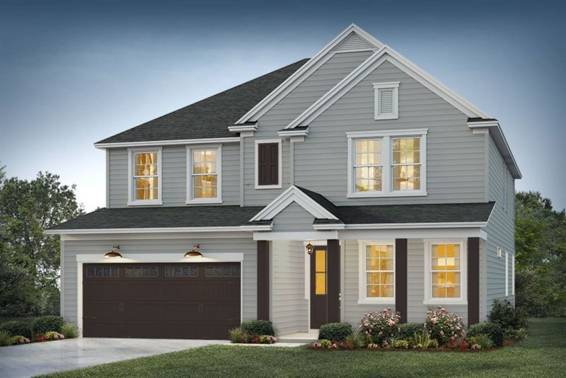 Maywood Elevation 3 Atlantic Shore Color Package