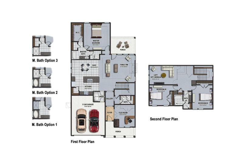 Saluda Floor Plan