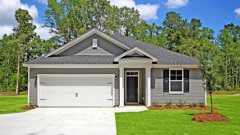 Allendale II Lowcountry Exterior