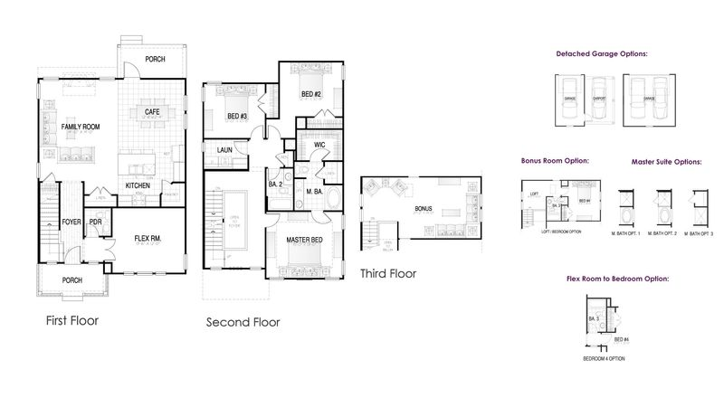 Wando Floor Plan
