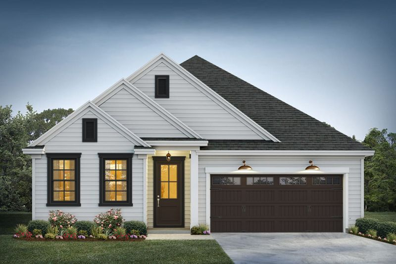 Keeneland Elevation 3 Homestead Color Package