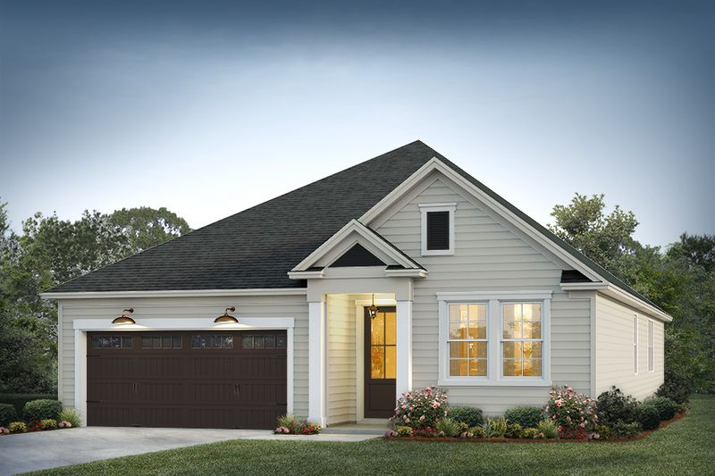 Pimlico Elevation 3 Cape Cod Color Package