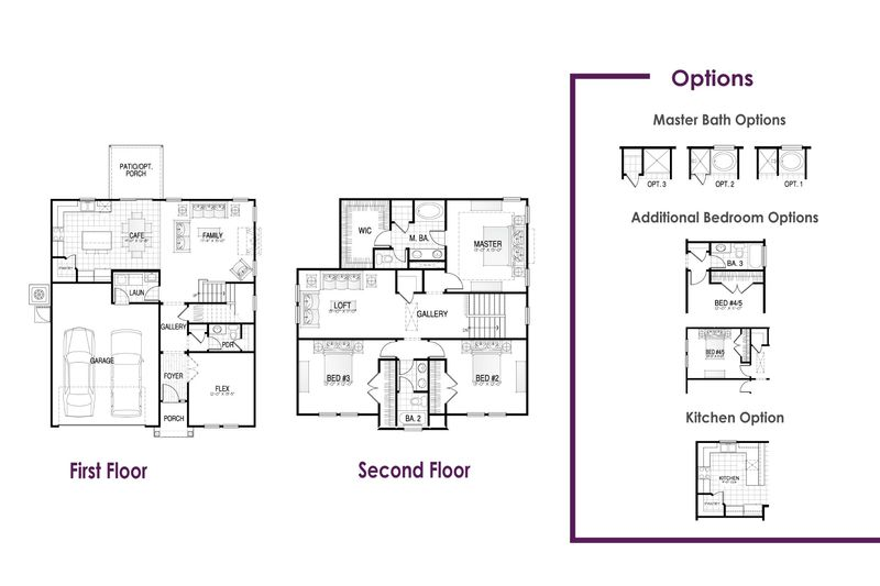 Colleton Floor Plan