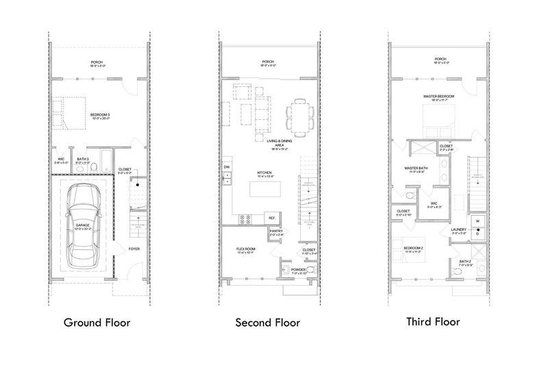 Soho Slab Floor Plan