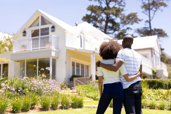 buy a new home vs. a used home, new home