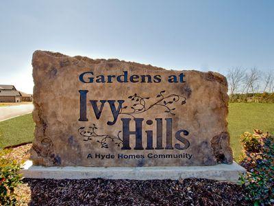 Gardens at Ivy Hills