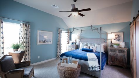Langley Master Bedroom
