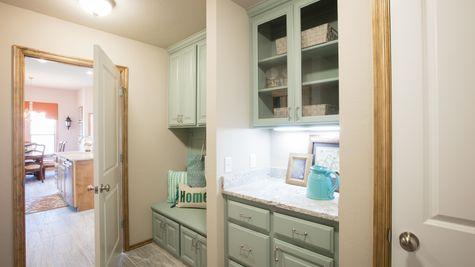 Kendall Mud Room & Utility/Laundry Room