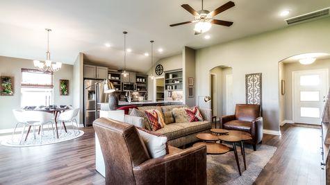 Edison Living Room