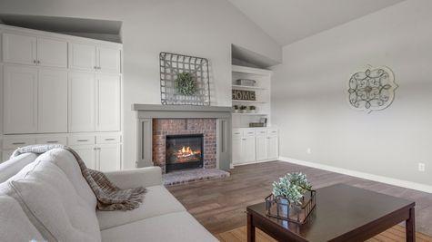 Gillcrest Living Room