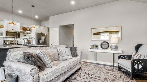Dawson Living Room & Kitchen
