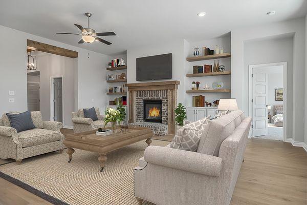 Pendleton Living Room