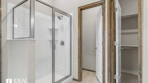 Bradford Master Bathroom
