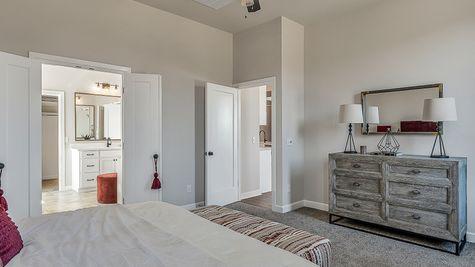 Prescott Master Bedroom