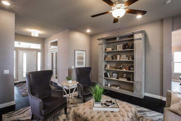 Oakland Living Room
