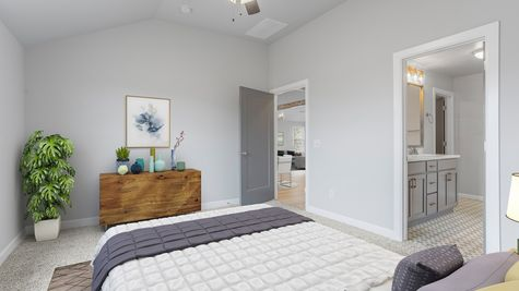 Forrester Master Bedroom