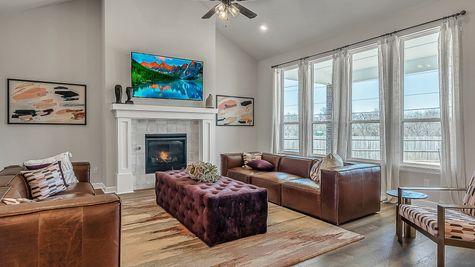 Prescott Living Room