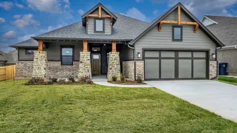 Stafford Mountain Cottage - Elevation E