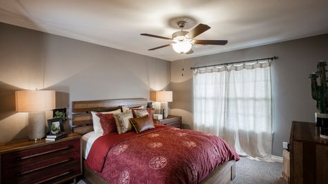 Frederickson Master Bedroom