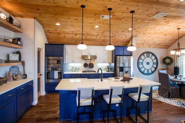Langley Kitchen