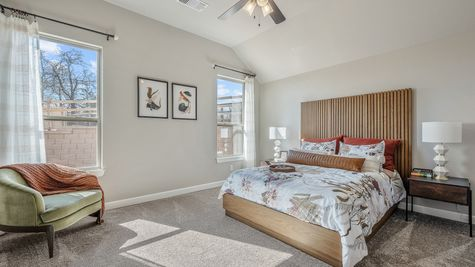 Jacobson Master Bedroom