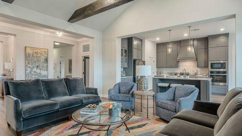 Orwell Living Room & Kitchen