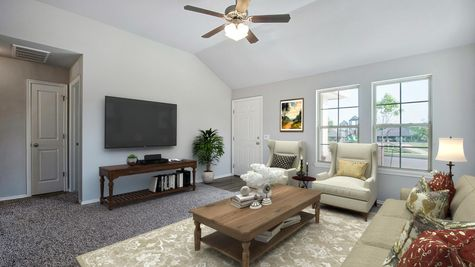 Astaire Living Area