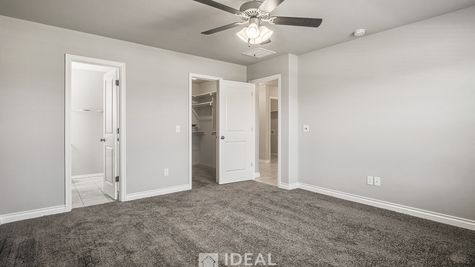 Griffith Master Bedroom