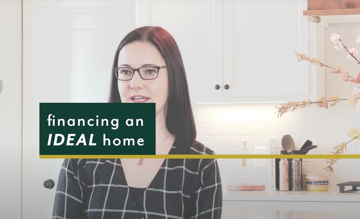 Financing an Ideal home with Alex at C Solutions