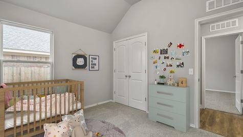 Langley 3-Car Nursery/Bedroom