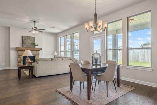 Kincaid Dining & Living Room