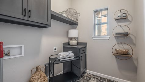 Jacobson Utility/Laundry Room