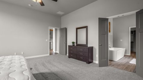 Gillcrest Master Bedroom