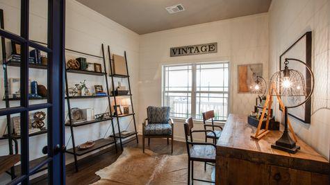 Langley Office/Study