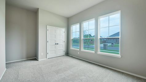 Abernathy Secondary Bedroom