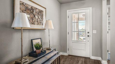 Dawson Front Door/Foyer/Entry