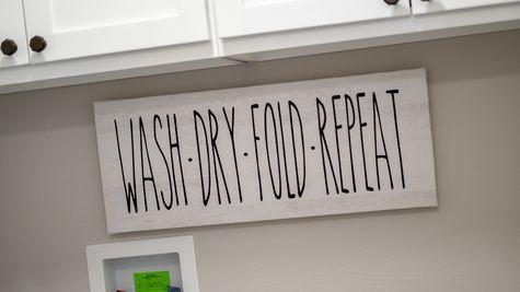 Dawson Utility/Laundry Room