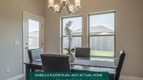 Isabella Dining Area